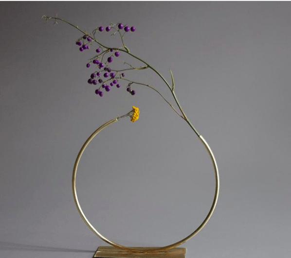 Art Floral Arrangement