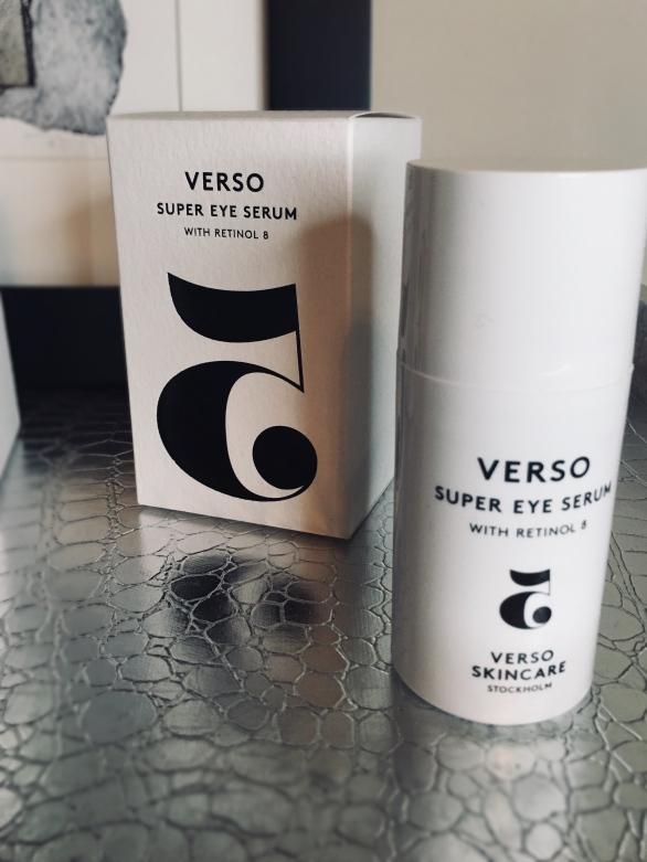 Etre Noir Skincare Verso Review
